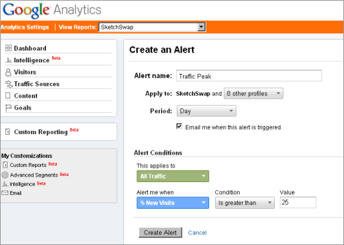 google-analytics-alert-setup