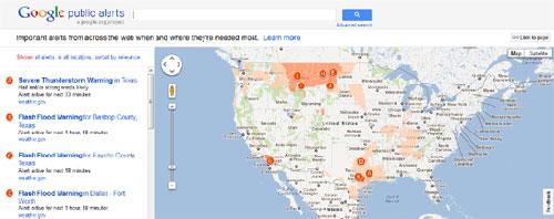 Google запускает сервис